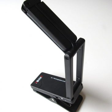 Aroma AL-1 folding music stand light